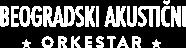 Beogradski Akustični Orkestar Logo